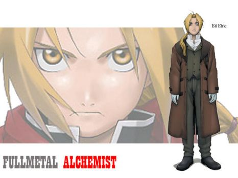 Edward Elric by FLARE323