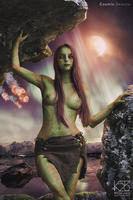 Cosmic Beauty by Kavizo by KAVIZO