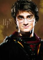 Harry Potter Paint by mutano422
