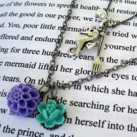 Ariel Necklace by instantpudding