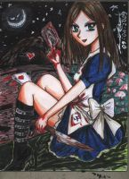 American Mcgee s Alice by krow000666