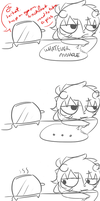 karkat vs toaster by daveactualstrider