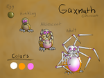 Gaxmuth Egg - Carboncyde by Dreamscape195